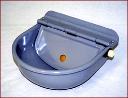automatic float waterer